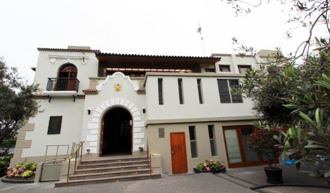Casa de la Cultura de San Isidro