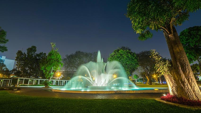 Circuito Magico Del Agua : Parque de la reserva circuito mágico del agua en lima agenda