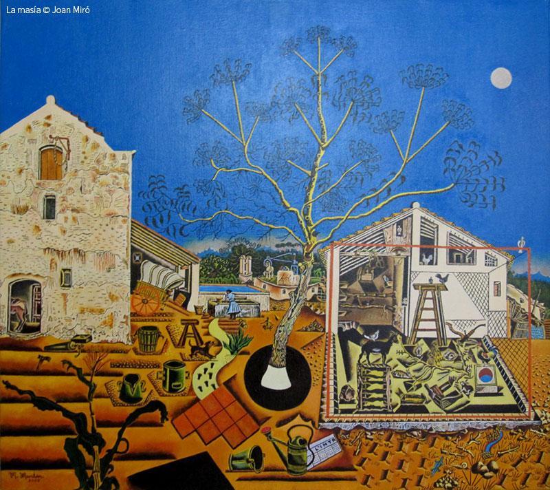 Hambre Y Sueno Por Un Futuro Joan Miro En Lima Agenda Cultural