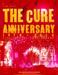 The Cure película: Aniversario en vivo