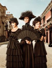 Las tres viudas