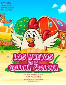 Los huevos de la gallina Carlota