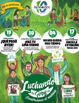 Movimiento Ciudadano frente al Cambio Climático