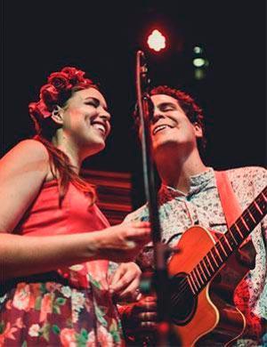 Alejandro y María Laura