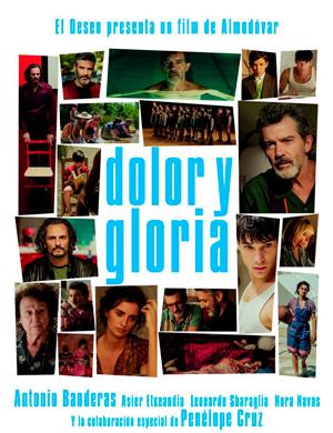 Dolor y Gloria en Lima
