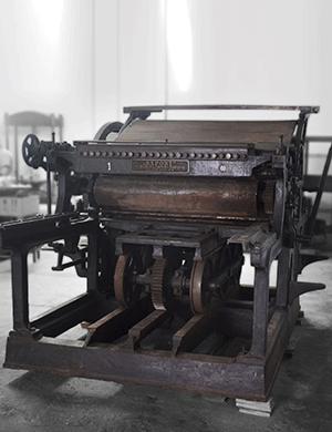 Imprenta José Carlos Mariategui