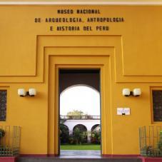 Museo Nacional de Arqueología, Antropología e Historia del Perú