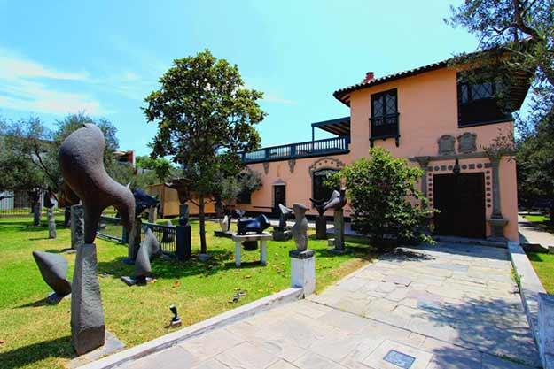 Casa Museo Marina Nuñez del Prado