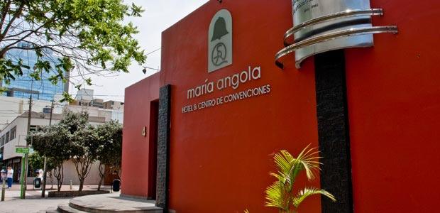 Centro Convenciones María Angola