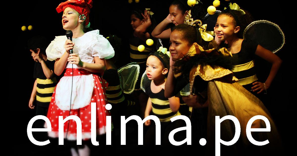 obras de teatro para niños en lima 2020