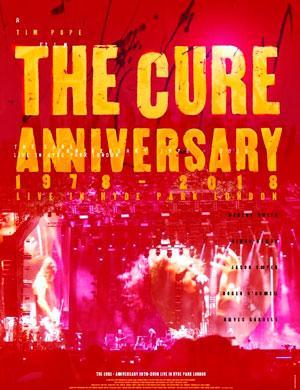 The Cure película: Aniversario en vivo