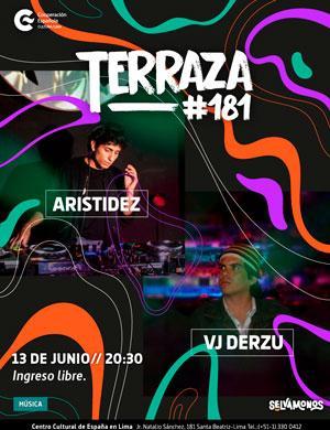 Terraza #181